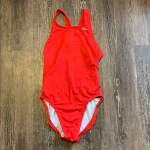 Nike small swimming suit